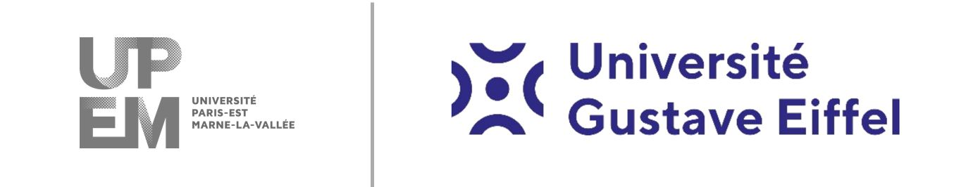 logo Universite Gustave Eiffel