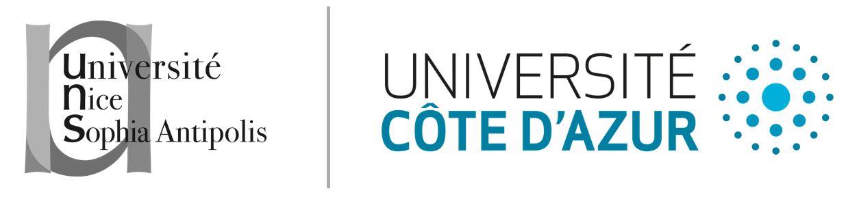 logo Universite Cote Azur